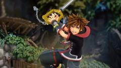 Kingdom Hearts 3 - találtak benne egy nehezebb szintet is kép