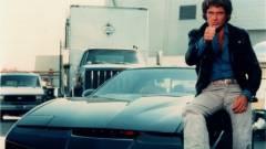 David Hasselhoff szerint újjáéledhet a Knight Rider kép