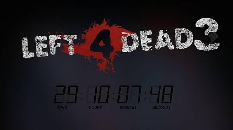 Nem dolgozik semmilyen Left 4 Dead projekten a Valve bevezetőkép