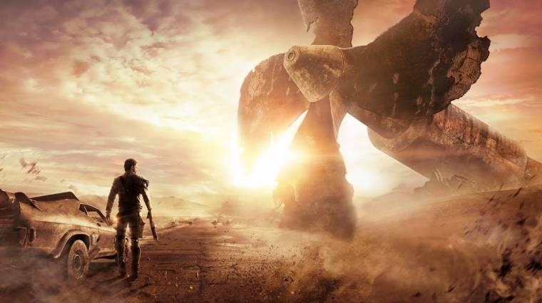 E3 2013 - Mad Max játék érkezik a PlayStation 4-re bevezetőkép