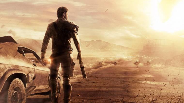 Mad Max gameplay trailer - ilyen lesz az Avalanche játéka! bevezetőkép
