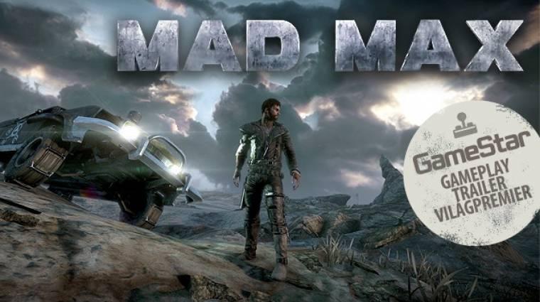 Mad Max Soul of Man gameplay trailer - szabadlábon az őrült bevezetőkép