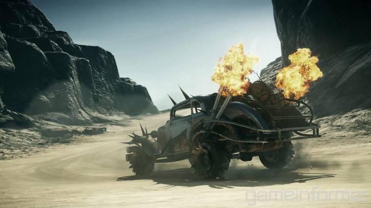 Mad Max gépigény - ide bizony izomautó kell bevezetőkép