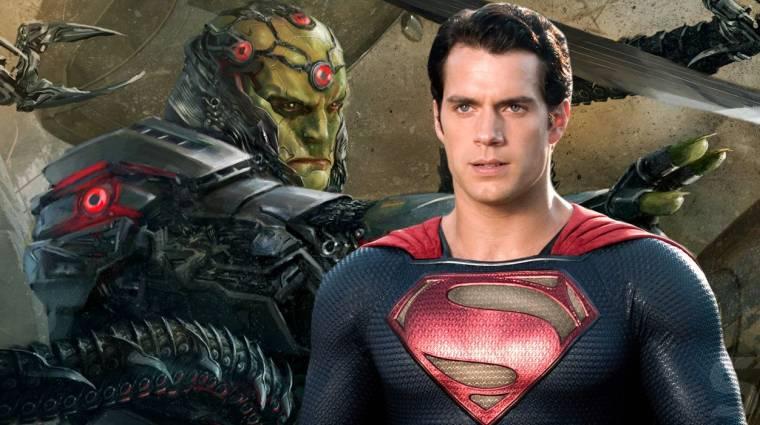 Zack Snyder Superman folytatásában több nagy ellenfél is helyet kapott volna bevezetőkép