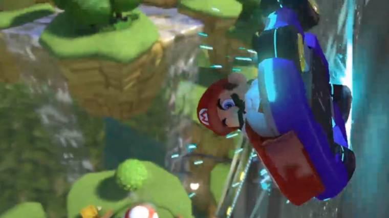 E3 2013 - Mario Kart 8 bejelentés bevezetőkép