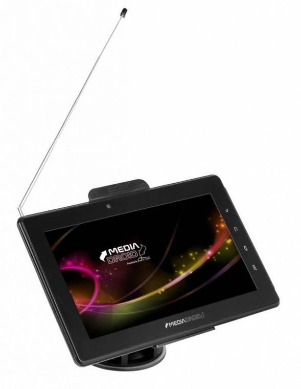 Media Droid Cassius MCX MT7004MCX DVB-T