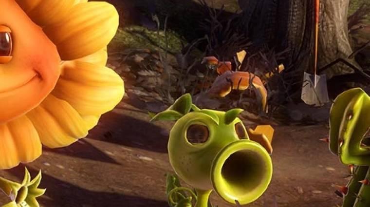 Plants vs. Zombies: Garden Warfare - íme a kasztok (videó) bevezetőkép