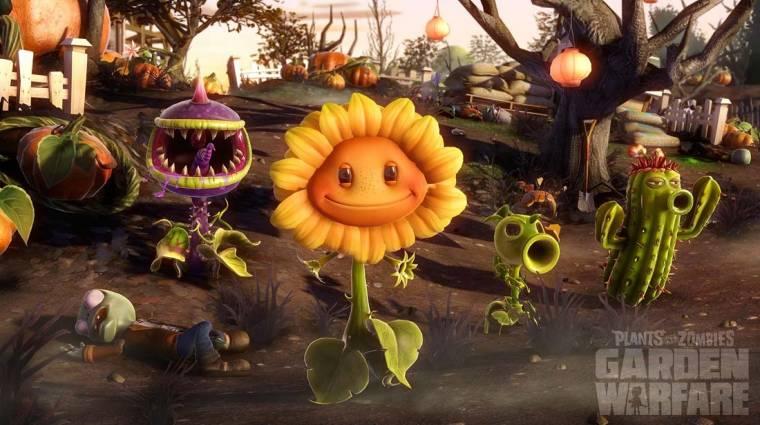 Plants vs. Zombies: Garden Warfare - ezért nem jön más gépekre  bevezetőkép