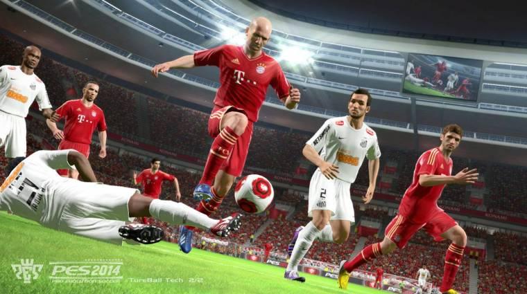 Pro Evolution Soccer 2014 - ősszel leállnak a szerverek bevezetőkép