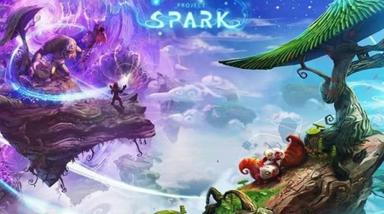 E3 2014 - újra megmutatja magát a Project Spark  bevezetőkép