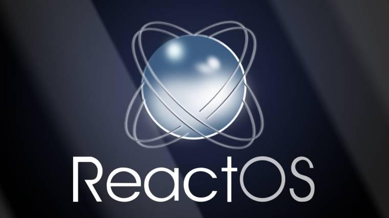 ReactOS: így klónozzák a Windows XP-t kép
