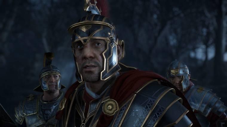 Ryse: Son of Rome - előkerült az Xbox 360-as verzió, FPS nézet is volt benne bevezetőkép