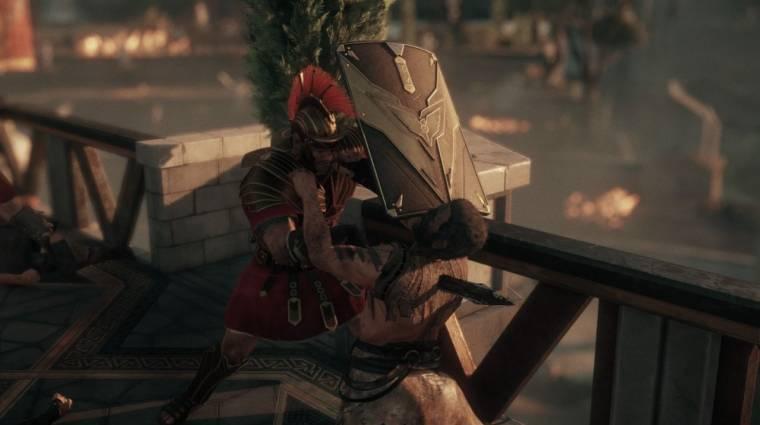 A Ryse: Son of Rome folytatása egy multiplatform cím lehet bevezetőkép