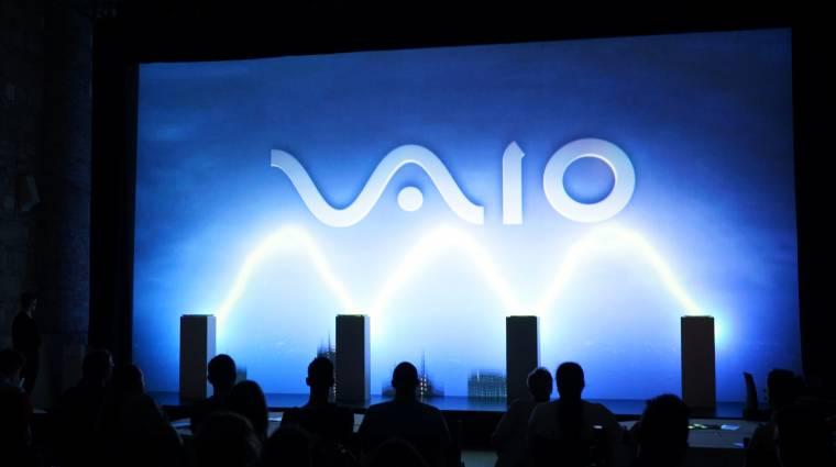 Június végétől már kaphatók az új Sony VAIO-k kép