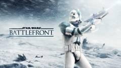 Star Wars: Battlefront - jövő héten már lehet vele játszani kép