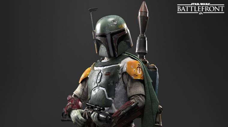 Gamescom 2015 - ezért nem lesz kampány a Star Wars Battlefrontban bevezetőkép