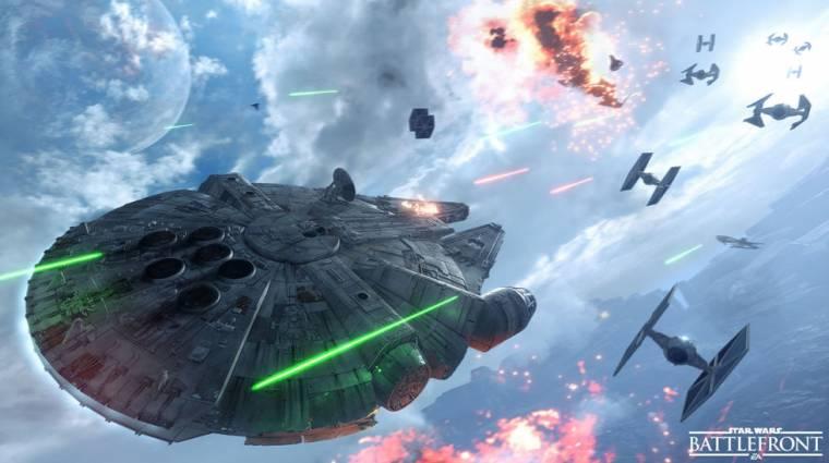 Star Wars Battlefront Ultimate Edition - mindent egybefogó kiadás jöhet bevezetőkép