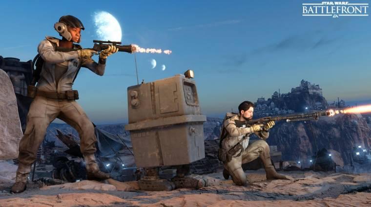 Star Wars Battlefront - lelepleztek három új játékmódot bevezetőkép
