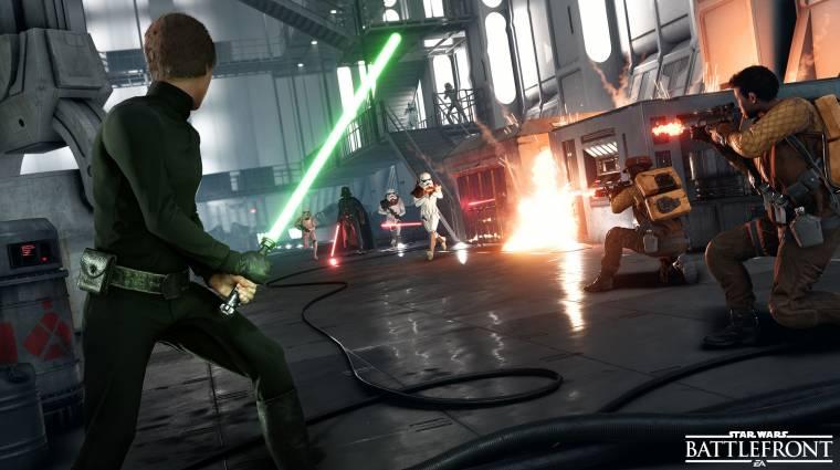 Star Wars Battlefront - az EA történetének legnagyobb bétáján vagyunk túl bevezetőkép