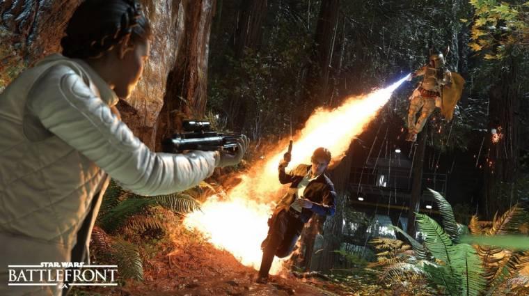 Star Wars Battlefront - üzenetekben terjednek a filmes spoilerek bevezetőkép