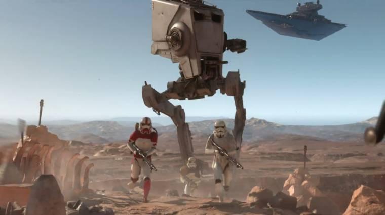 Star Wars Battlefront - mit remélhetünk egy ingyenes DLC-től? bevezetőkép