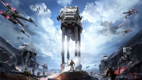 Star Wars Battlefront infódoboz
