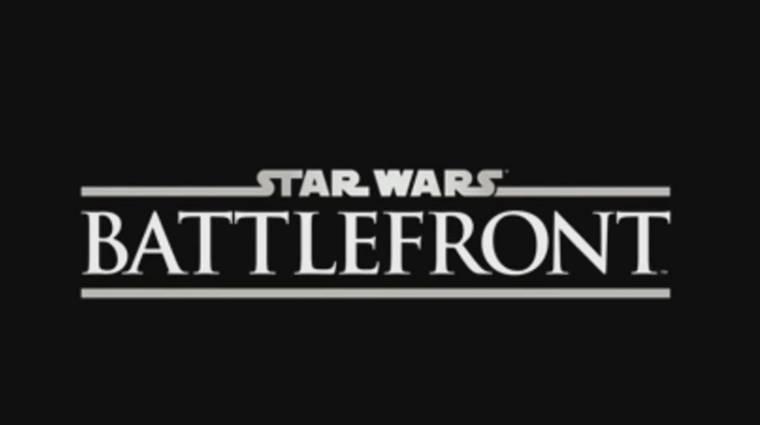 E3 2013 - Battlefront a DICE műhelyéből bevezetőkép