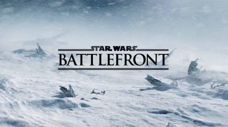 Star Wars: Battlefront - nem egy átskinezett Battlefield lesz bevezetőkép
