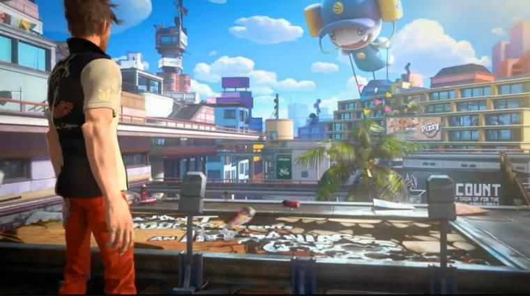 E3 2013 - Sunset Overdrive, a legmenőbb Xbox One-os játék bevezetőkép