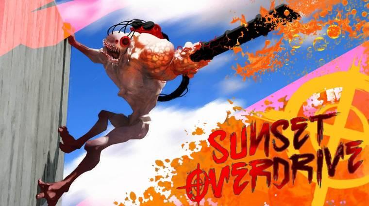 Sunset Overdrive - immár a Sony birtokolja a játék jogait bevezetőkép