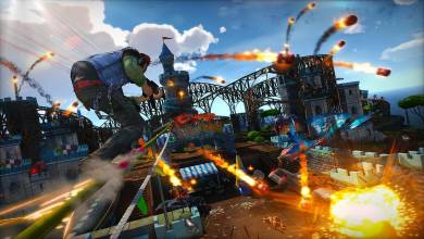 Sunset Overdrive – itt a PC-s trailer, Windows 10 kell hozzá