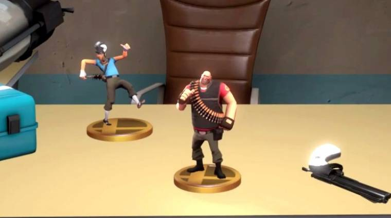 Super Smash Bros - ilyen lenne, ha a Valve készítené bevezetőkép