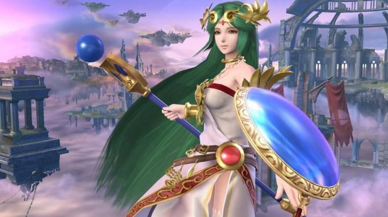 E3 2014 - új Super Smash Bros karakter mutatkozott be bevezetőkép