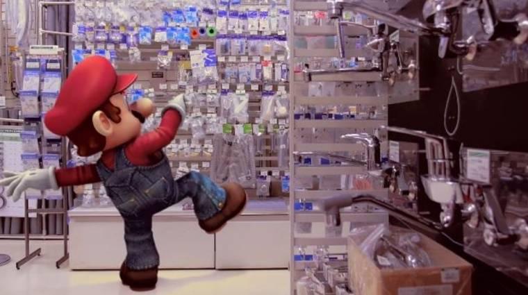Super Smash Bros - elég furcsa a rajongói trailer bevezetőkép