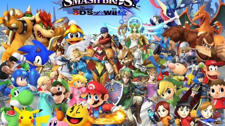 Super Smash Bros. - az egyik legjobban sikerült hoax bevezetőkép