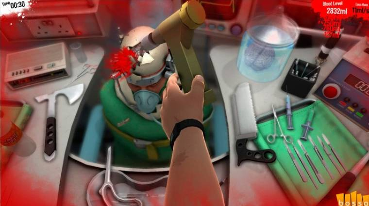 E3 2014 - Surgeon Simulator PS4-re bevezetőkép