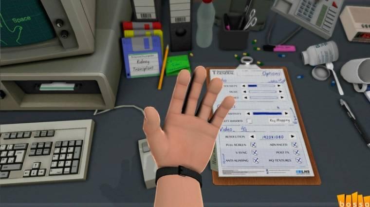 Surgeon Simulator 2013 - a szemműtét sem maradhat ki bevezetőkép