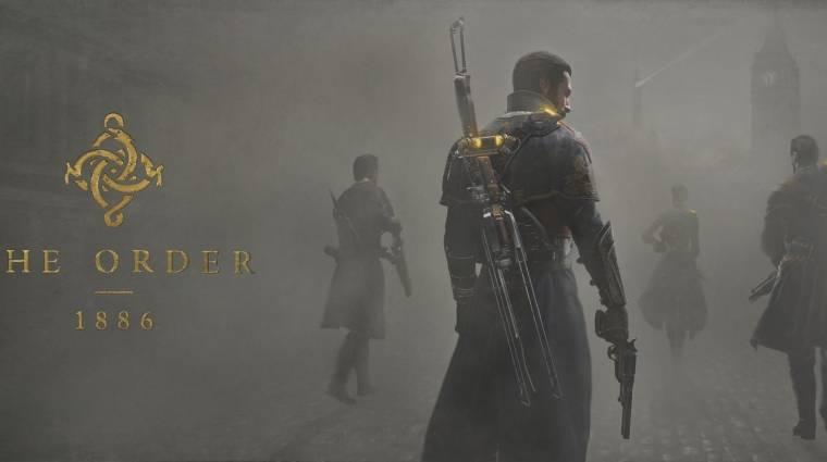 E3 2013 - The Order 1886 bejelentés bevezetőkép