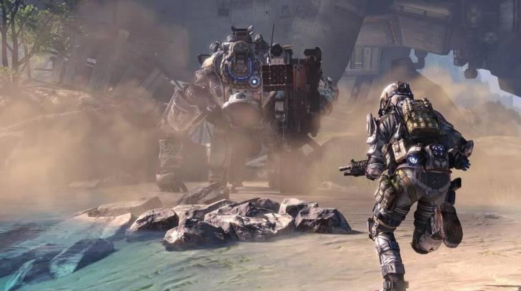 Titanfall - multiplatform folytatások?  bevezetőkép