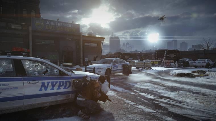 E3 2013 - érkezhet PC-re a Tom Clancy's The Division? bevezetőkép