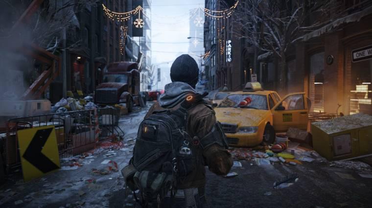 E3 2013 - Tom Clancy's The Division bejelentés! bevezetőkép