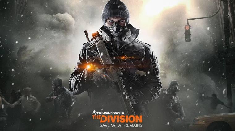 Tom Clancy's The Division - a hétvégén ingyenesen játszható bevezetőkép