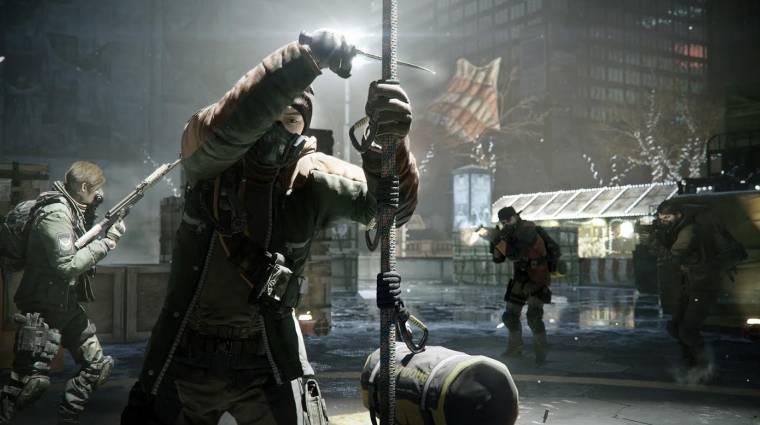 Tom Clancy's The Division - most tovább lehet ingyen játszani vele bevezetőkép