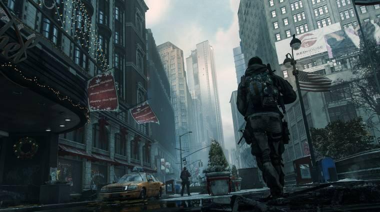 Tom Clancy's The Division - gondok vannak az 1.2-es frissítéssel is bevezetőkép