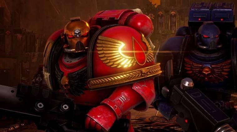 Leálltak a Warhammer 40,000: Eternal Crusade szerverei bevezetőkép