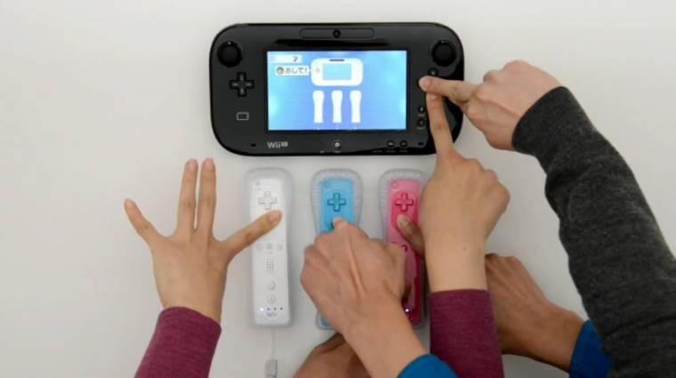 E3 2013 - érkezik a Wii Party U és Wii Fit U bevezetőkép