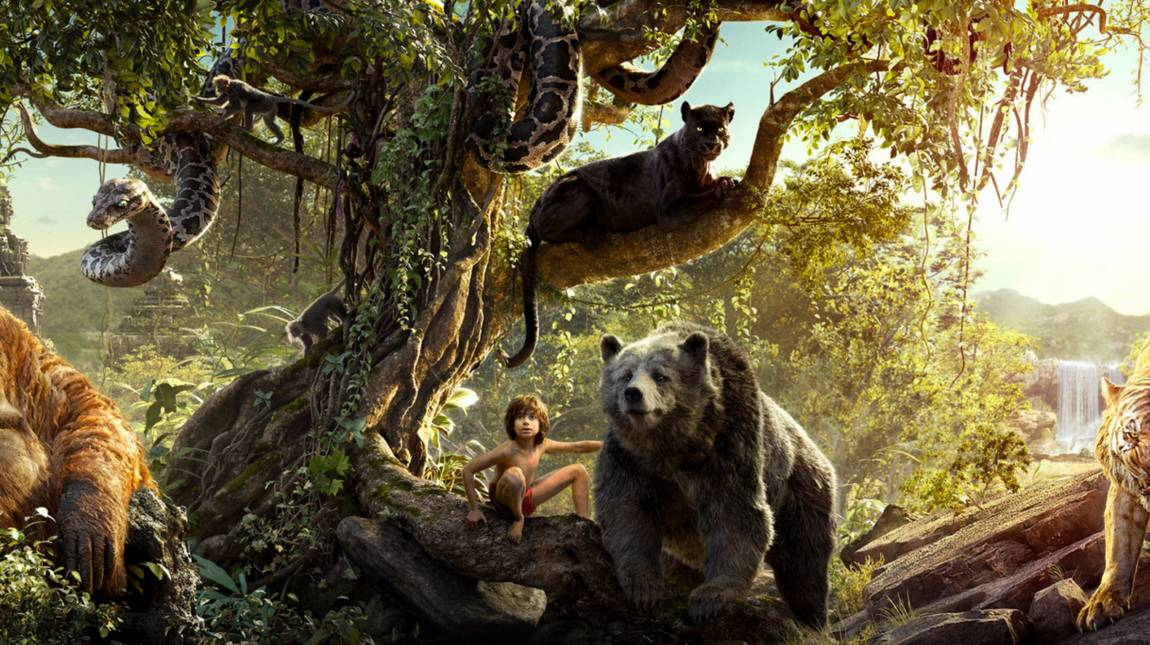 Így készültek A dzsungel könyve effektjei kép