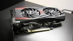 Túlpörgetve - ASUS GeForce GTX 760 DirectCU II OC teszt kép