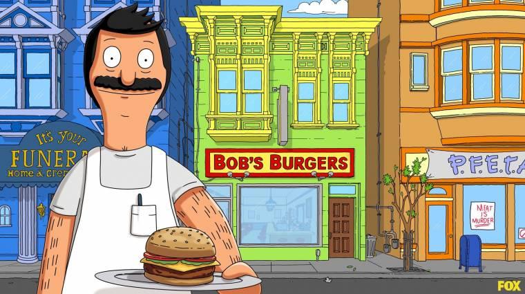 Ismertető: Bob Burgerfalodája kép