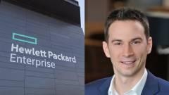 Új ügyvezető a Hewlett Packard Enterprise-nál kép
